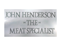 John Henderson the Meat Specialist